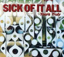Sick Of It All: Yours Truly, CD