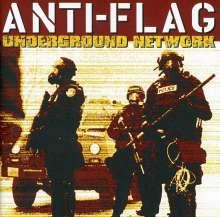 Anti-Flag: Underground Network, CD