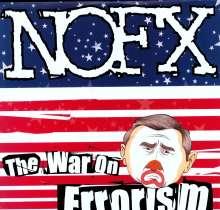 NOFX: The War On Errorism, LP