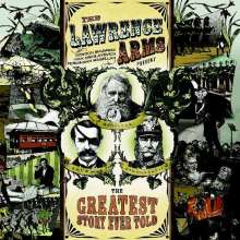 The Lawrence Arms: The Greatest Story Ever, CD