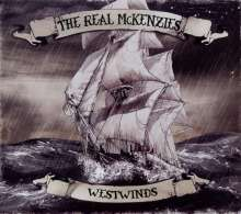 The Real McKenzies: Westwinds, CD