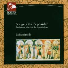 Songs of the Sephardim - Traditional Music of the Spanish Jews, CD