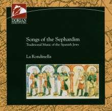 Songs Of The Sephardim, CD
