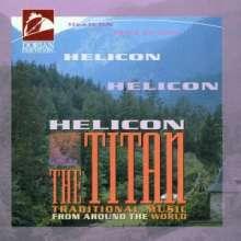 Verschiedene Länder - Helicon:The Titan, CD