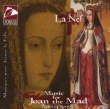 Musik für Johanna,die Wahnsinnige, CD