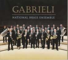 National Brass Ensemble - Gabrieli, Super Audio CD