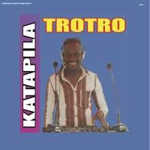 DJ Katapila: Trotro, CD