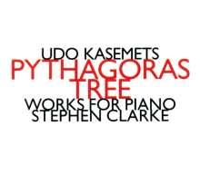 Udo Kasemets (1919-2014): Klavierwerke, CD