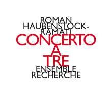 Roman Haubenstock-Ramati (1919-1994): Streichtrios Nr.1 & 2, CD