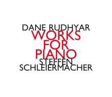 Dane Rudhyar (1895-1985): Klavierwerke, CD