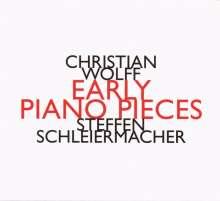Christian Wolff (geb. 1934): Klavierwerke, CD