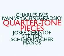 Ivan Wyschnegradsky (1893-1979): 24 Präludien für 2 Klaviere, CD