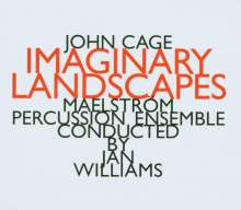 John Cage (1912-1992): Imaginary Landscapes Nr.1-5, CD