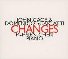 Pi-Hsien Chen - Changes, CD