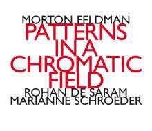Morton Feldman (1926-1987): Patterns in a chromatic Field, 2 CDs