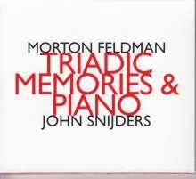 Morton Feldman (1926-1987): Triadic Memories, 2 CDs
