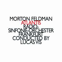 Morton Feldman (1926-1987): Atlantis, CD