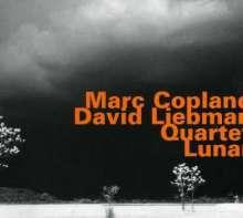 Marc Copland & David Liebman: Lunar, CD