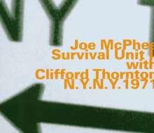 Joe McPhee (geb. 1939): N.Y.N.Y.1971, CD