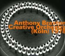 Anthony Braxton (geb. 1945): Creative Orchestra (Köln 1978), 2 CDs