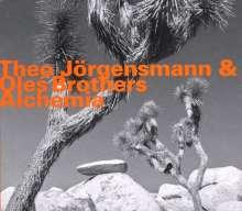 Theo Jörgensmann & Oles Brothers: Alchemia - Live At Klub Alchemia Cracow, Poland, 23.05.2006, CD