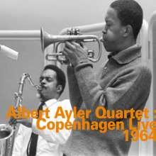 Albert Ayler (1936-1970): Copenhagen Live 1964, CD