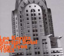 Lee Konitz & Martial Solal: Star Eyes: Live In Hamburg 1983, CD