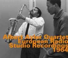 Albert Ayler (1936-1970): European Radio Studio Recordings 1964, CD