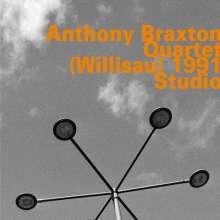 Anthony Braxton (geb. 1945): Quartet (Willisau) 1991: Studio, 2 CDs