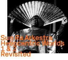 Sun Ra (1914-1993): Heliocentric Worlds 1 & 2 Revisited, CD