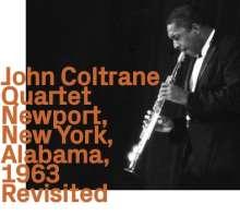 John Coltrane (1926-1967): Newport, New York, Alabama 1963 Revisited, CD