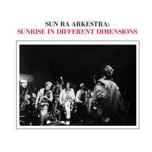 Sun Ra (1914-1993): Sunrise In Different Dimensions (180g) (Limited Edition) (inkl. 2 Bonus-Tracks), 2 LPs