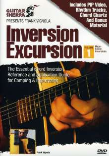 Inversion Excursion Volume 1, DVD