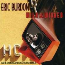 Eric Burdon: Wild & Wicked, CD