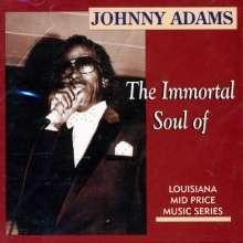 Johnny Adams: The Immortal Soul Of Johnny Adams, CD