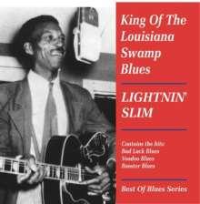 Lightnin' Slim: King Of The Louisiana Swamp Blues, CD