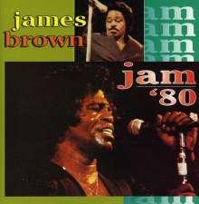 James Brown: Jam '80, CD