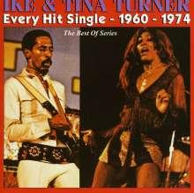 Ike & Tina Turner: Every Hit Single, CD