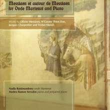 Nadia Ratsimandresy,Onde Martenot, CD