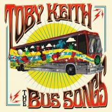 Toby Keith: The Bus Songs, CD