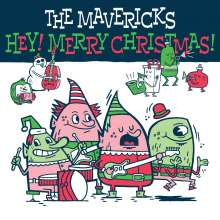 The Mavericks: Hey! Merry Christmas!, LP