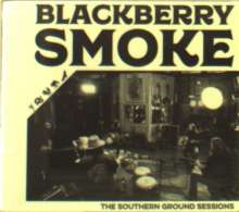 Blackberry Smoke: The Southern Ground Sessions, CD