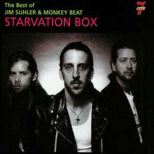 Jim Suhler: Starvation Box: The Bes, 2 CDs