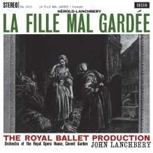 Louis Joseph Ferdinand Herold (1791-1833): La Fille mal gardee-Ballettmusik, SACD