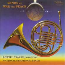 National Symphonic Winds - Winds of War and Peace, Super Audio CD