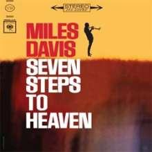 Miles Davis (1926-1991): Seven Steps To Heaven (200g) (Limited-Edition), LP