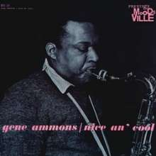 Gene Ammons (1925-1974): Nice An' Cool (200g) (Limited-Numbered-Edition), LP