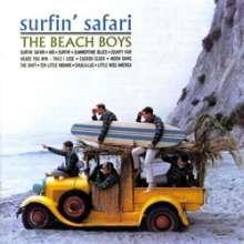 The Beach Boys: Surfin' Safari (200g) (Limited-Edition) (mono), LP