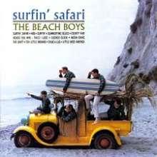 The Beach Boys: Surfin' Safari, Super Audio CD