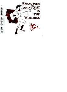 Joan Baez: Diamonds & Rust In The Bullring (Hybrid-SACD), Super Audio CD
